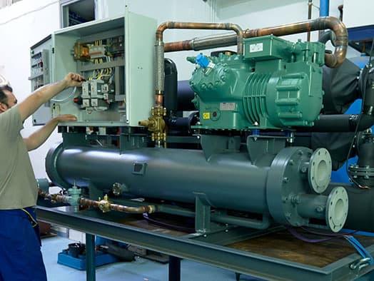 Обучение машинистов холодильных установок в СПб