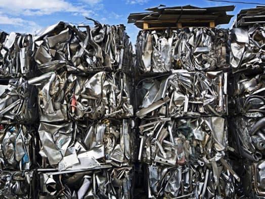 Прессовщик лома и отходов металла - обучение в СПб