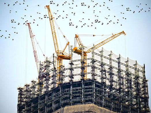 строительство зданий и сооружений в СПб